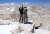 Mt. Whitney, Third Needle, Aiguille Extra, Aiguille du Paquoir, Aiguille Extra: May 2013 : Dayhike to Mt. Whitney and her needles. 20.5 Miles, +7,000'